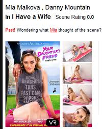 VR Mia Malkova Doesn t Care About Your Wife Find VR Porn