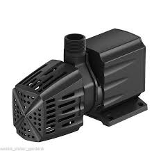 atlantic water gardens md750 tidalwave mag drive pond pump 790 gph
