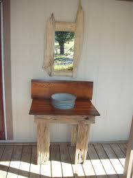 wood bathroom mirror digihome weathered: barn bathroom mirrors rustic bathroom vanity base barn bathroom