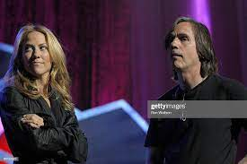 Sheryl Crosby and Jackson Browne News Photo - Getty Images