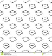 Tea Cup Pattern