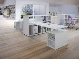 unique home office furniture.  Unique Unique And Stylish White Modern Home Office Desks With File Cabinet In  Large Inside Furniture D