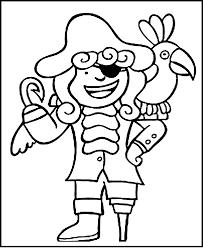 Thema Piraten Juf Stephanie