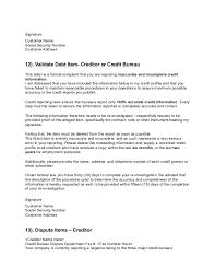 credit dispute letters 10 638 cb=