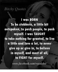 Bitchy Quotes