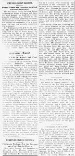 Thomas Fletcher & Alice Durden wedding. - Newspapers.com