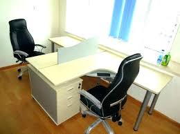 office desk for two. Desk For Two Persons 2 Person Office Full Image Table Corner Disk . F