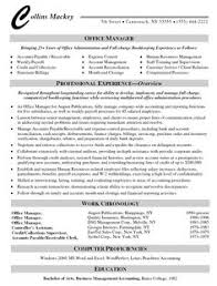 office manager sample job description sample resume for an office manager position danaya us