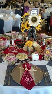 Best 25 Rustic Table Decorations Ideas On Pinterest  Table Country Style Table Centerpieces