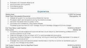 Sales Associate Resume Example Free Download