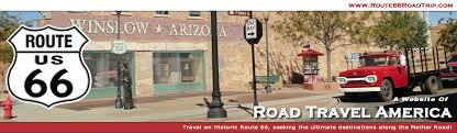 Route 66 Across Arizona Travel Guide And Trip Planner With Stops