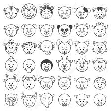 可愛い イラスト 簡単 動物 7331 イラス