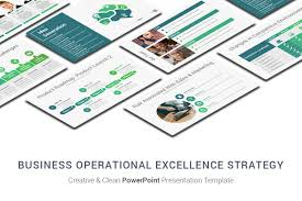 Operational Excellence Example Business Operational Excellence Strategy Powerpoint