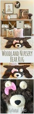 and it fits right in with the rustic farmhouse look that i go for baby girl image 0 fake bear rug for