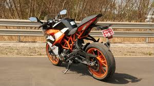2018 ktm rc 390. unique ktm what has been improved greatly are the brakes not only does it get a 20mm  increase in diameter for front brake making 320mm also gets 1mm  and 2018 ktm rc 390
