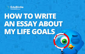 how to write an essay about my life goals ca edubirdie com how to write an essay about my life goals