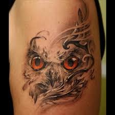 Aztec Dream Catcher Tattoo Owl Tattoo Meanings iTattooDesigns 87