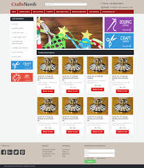crafts png i will create online ecommerce online shopping website affordable price