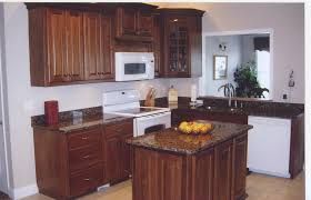Baltic Brown Granite Kitchen Kitchen Brown Cabinets White Appliances Quicuacom