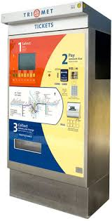 Ticket Vending Machine Gorgeous Making Your Experience Better Fixing TriMet's Ticket Vending