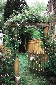 landhaus ps backyard gates