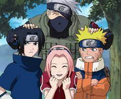 Oldie but Goldie // squad 7 | Naruto sasuke sakura, Naruto teams, Naruto  shippuden anime