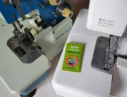 Are Overlocker Needles Different To Sewing Machine Needles