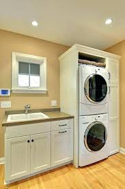 laundry cabinet cabinets with sink hamper ikea room kits
