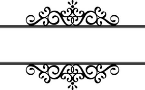 Scroll Border Designs 209 782 Scroll Design Cliparts Stock Vector And Royalty