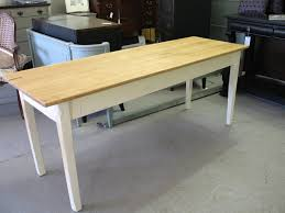 bedroomexciting small dining tables mariposa valley farm. Fascinating Long Narrow Dining Tables Also Room Magnetizing Table Ideas 2017 Pictures Farm House Kitchen With Varnished Oak Wood Top And White Painted Bedroomexciting Small Mariposa Valley C