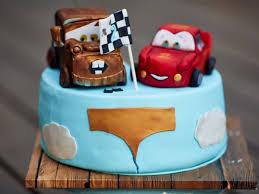 Cars Birthday Cake Birthday Cakes Cakes