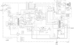 crt tv schematic diagram crt image wiring diagram jvc av21tmg4 jvc av2104t crt tv circuit diagram voltage on crt tv schematic diagram