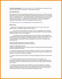 Production Executive Sample Resumes Download Resume Format Templates