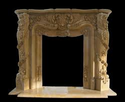 pasadena marble fireplaces french mantel