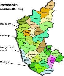 karnataka transport map
