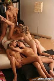 Crazy Hot Naked Lesbian