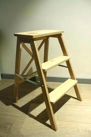 stools ikea step stools ladder l pound duty rating fiberglass stool wooden folding stepladder shelf