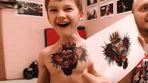 делаем татуировку макгрегора татуировки идеи эскизы значения