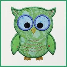 GO! Cute Owl Embroidery Designs by Marjorie Busby |AccuQuilt| & Cute Owl Embroidery Design by Marjorie Busb Adamdwight.com