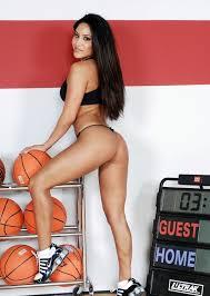 Black basketball girl nude