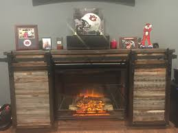 Fireplace Ideas Diy Ana White Grandy Sliding Door W Fireplace Insert Diy Projects