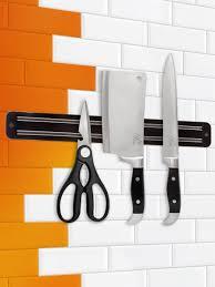 <b>Магнитный</b> настенный <b>держатель для ножей</b>, 38 см. AxWild ...
