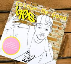 color me 90s coloring book january 18 2018 by elizabeth weitz sharetweet fresh prince e s furby 90s