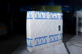 king mattress packing film custom printed logo