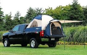 Pickup Truck Tent Turn Your Truck Bed Into A Tent For Camping Pickup ...