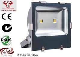 cob waterproof industrial led flood lights bulb lamps long lifespan 3 years warranty industrial led lighting fixtures u9 lighting