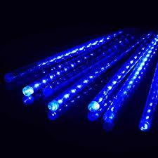 Đèn Led Sao Băng Tuyết Mưa Đèn Cho Giáng Sinh Cưới Cây Đảng Trung Tâm Mua  Sắm Trang Trí Bộ 8 Ống|Đèn Nghỉ Lễ