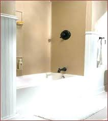 shower wall surrounds bathtub walls solid surface surround home design ideas in kohler trim kits sh