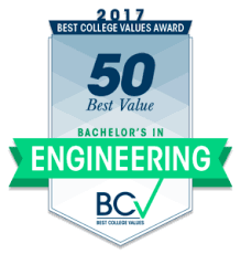 50 Best Value Bachelor's in Engineering 2017 – Best College Values
