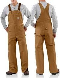 Carhartt R02 - Duck Bib Overall/Quilt Lined $127.30 - Work Shirts & Carhartt R02 - Duck Bib Overall/Quilt Lined Adamdwight.com